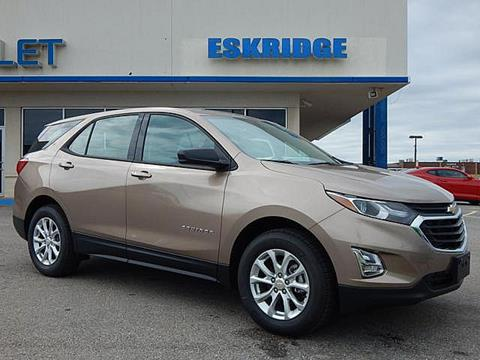 2018 Chevrolet Equinox for sale in Guthrie, OK