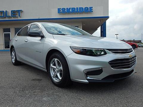 2017 Chevrolet Malibu for sale in Guthrie, OK