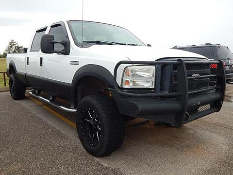2006 Ford F-250 Super Duty for sale in Guthrie OK