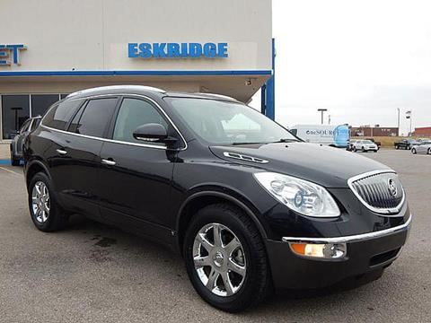 2009 Buick Enclave for sale in Guthrie OK