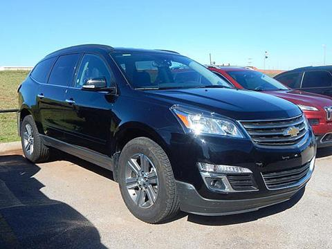 2017 Chevrolet Traverse for sale in Guthrie OK