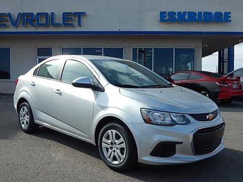 2017 Chevrolet Sonic for sale in Guthrie, OK