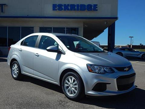 2018 Chevrolet Sonic for sale in Guthrie, OK