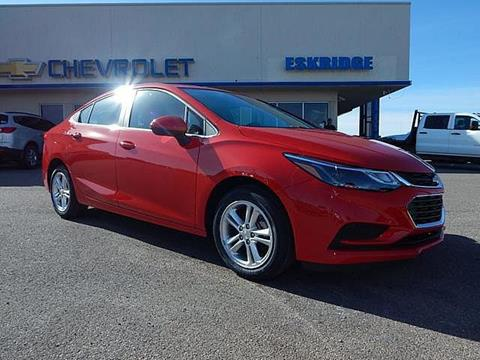 2017 Chevrolet Cruze for sale in Guthrie OK