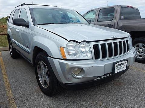 2007 Jeep Grand Cherokee for sale in Guthrie, OK