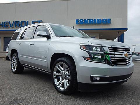 2015 Chevrolet Tahoe for sale in Guthrie OK