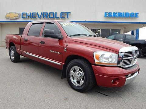 2006 Dodge Ram Pickup 2500 for sale in Guthrie OK