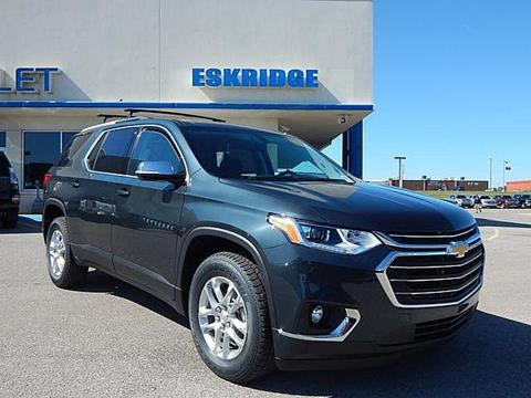 2018 Chevrolet Traverse for sale in Guthrie OK