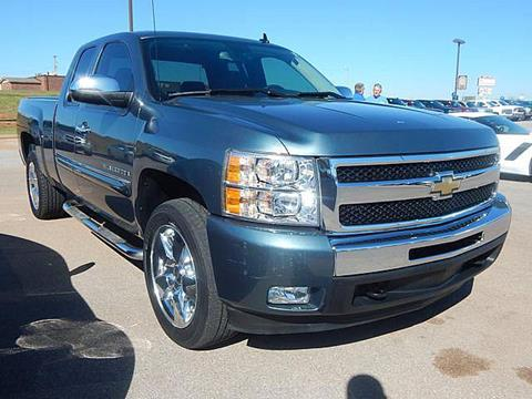 2009 Chevrolet Silverado 1500 for sale in Guthrie, OK