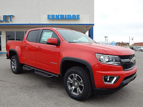 2018 Chevrolet Colorado for sale in Guthrie, OK