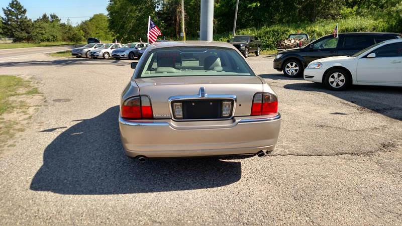 2003 Lincoln LS 4dr Sedan V6 - Hartland MI