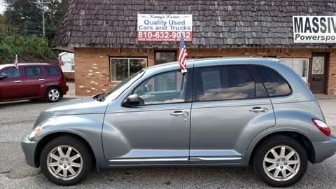 2010 Chrysler PT Cruiser for sale in Hartland, MI