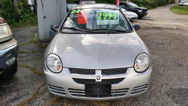 2004 Dodge Neon SE 4dr Sedan - Hartland MI