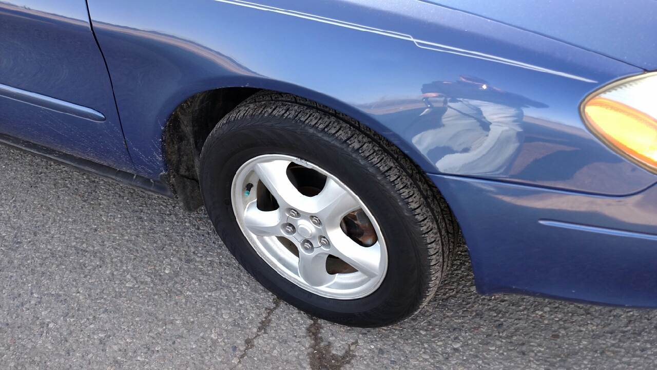 2003 Ford Taurus SE 4dr Sedan - Hartland MI