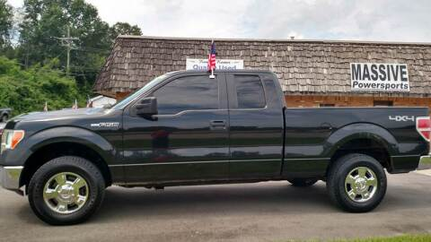 2010 Ford F-150 XL for sale at Kenny's Korner in Hartland MI