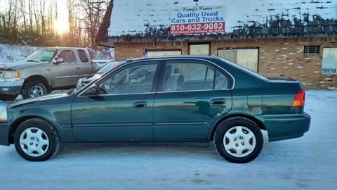1998 Honda Civic for sale in Hartland, MI