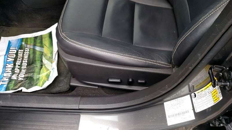 2012 Ford Fusion SEL 4dr Sedan - Hartland MI
