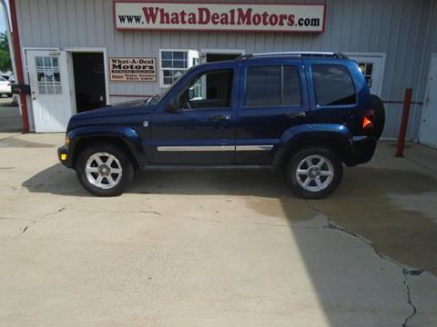 2007 Jeep Liberty for sale in Kokomo, IN