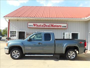 2007 GMC Sierra 1500 for sale in Kokomo, IN