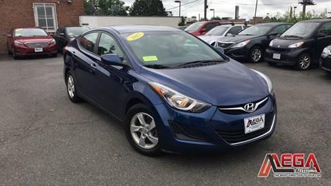 2015 Hyundai Elantra for sale in Everett, MA