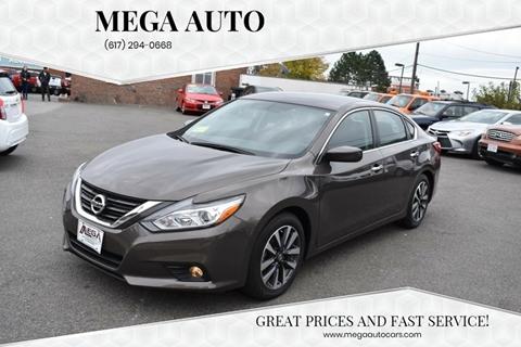 Mega Auto Used Cars Everett Ma Dealer