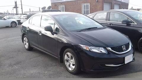 2013 Honda Civic for sale in Everett, MA