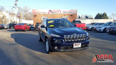 2014 Jeep Cherokee for sale in Everett, MA