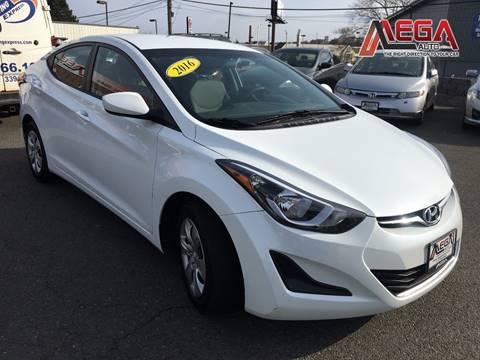 2016 Hyundai Elantra for sale in Everett, MA