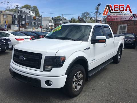 2014 Ford F-150 for sale in Everett, MA