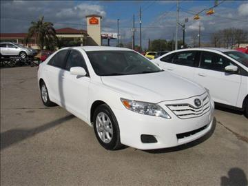 2010 Toyota Camry for sale in Jersey Village, TX