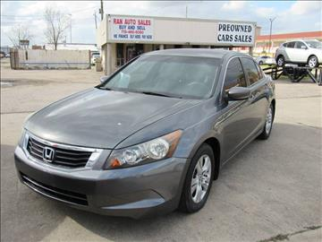 2010 Honda Accord for sale in Jersey Village, TX