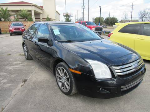 2009 Ford Fusion for sale in Jersey Village, TX