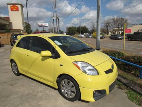 2009 Toyota Yaris for sale in Jersey Village, TX