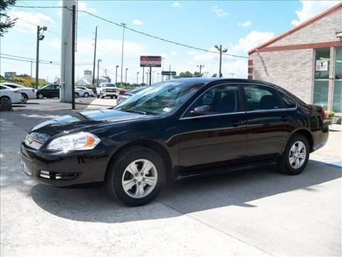 2014 Chevrolet Impala Limited for sale in Jersey Village, TX