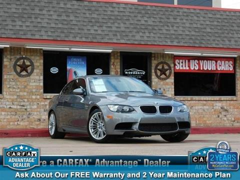 2011 BMW M3 for sale in Garland, TX