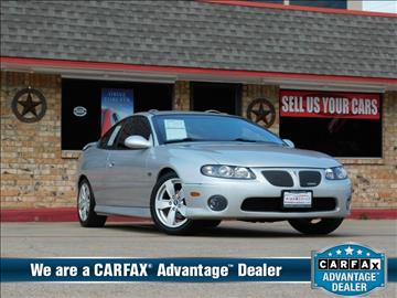 2004 Pontiac GTO for sale in Garland, TX