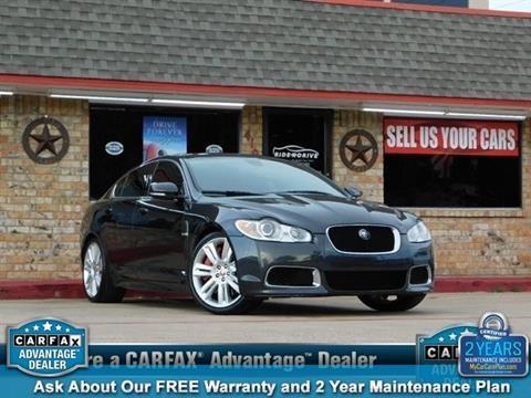 2011 Jaguar XF for sale in Garland, TX