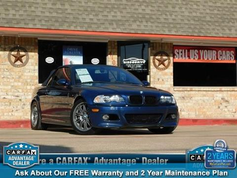 2005 BMW M3 for sale in Garland, TX