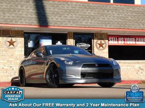 2010 Nissan GT-R for sale in Garland, TX