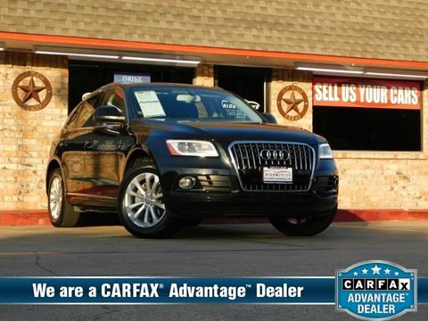 2013 Audi Q5 for sale in Garland, TX