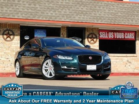2016 Jaguar XJ for sale in Garland, TX