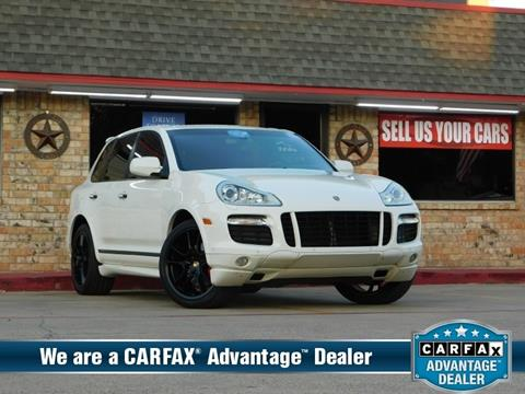 2009 Porsche Cayenne for sale in Garland, TX