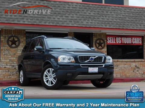 2012 Volvo XC90 for sale in Garland, TX
