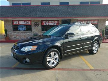 2007 Subaru Outback for sale in Garland, TX