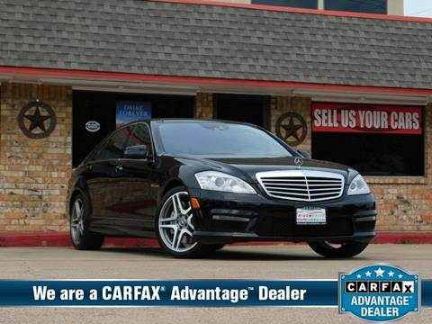 2011 Mercedes-Benz S-Class for sale in Garland, TX