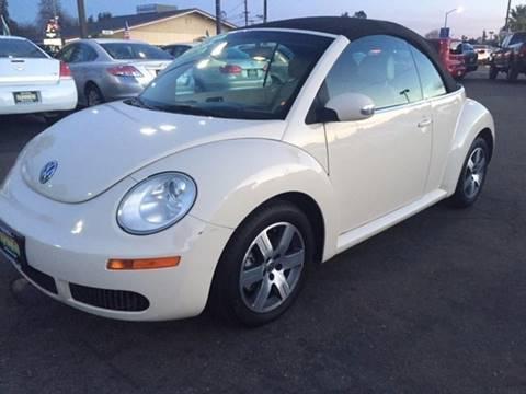 2006 Volkswagen New Beetle for sale in Sacramento, CA