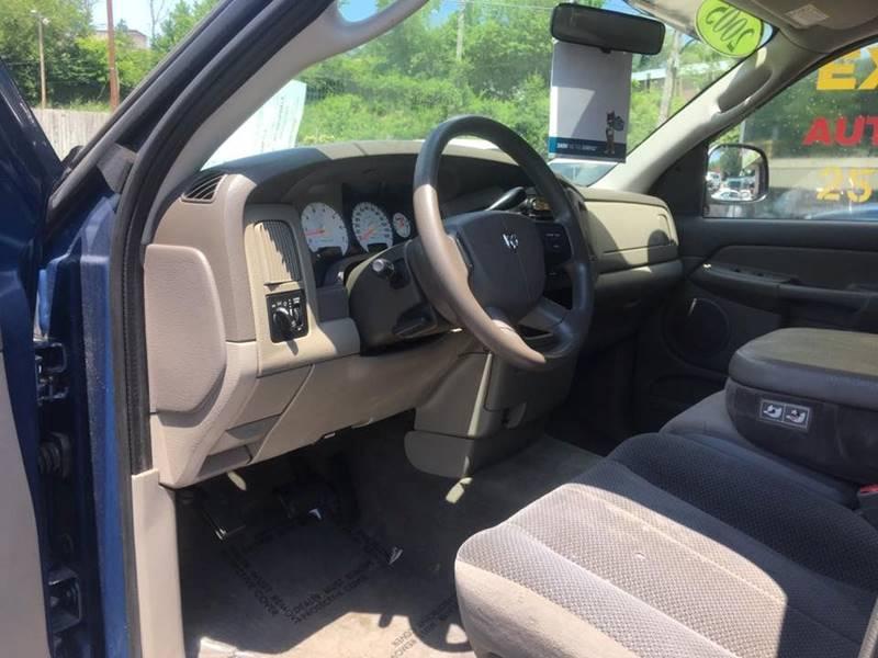 2005 Dodge Ram Pickup 1500 4dr Quad Cab SLT Rwd LB - Nashville TN