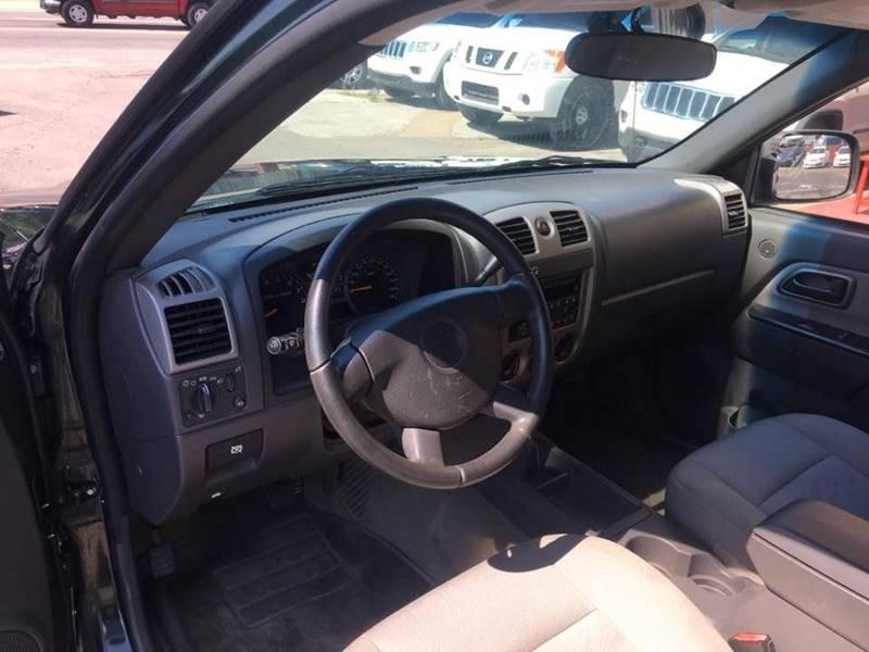 2005 Chevrolet Colorado 4dr Crew Cab Z85 LS Rwd SB - Nashville TN