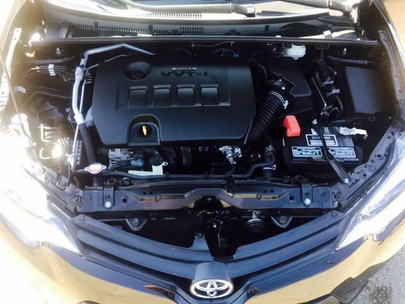 2015 Toyota Corolla LE 4dr Sedan - Nashville TN