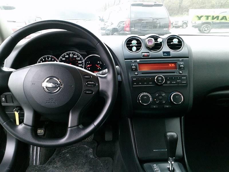 2012 Nissan Altima 2.5 S 4dr Sedan - Nashville TN